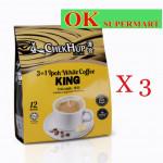 【3Packs】Chek Hup Ipoh White Coffee / Teh Tarik
