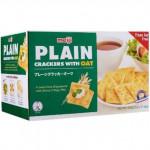(Halal) Meiji Plain Crackers with Oat 832g