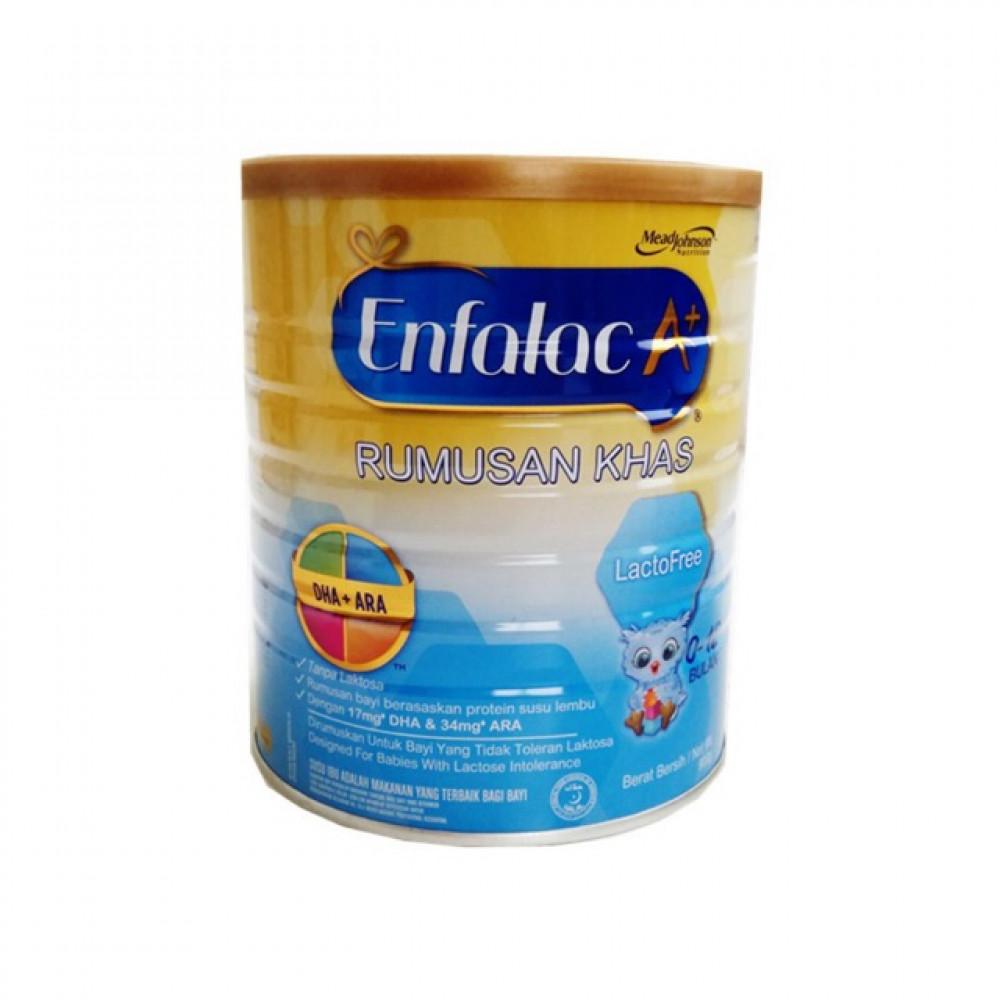 Enfalac A+ Rumusan Khas LactoFree 400g