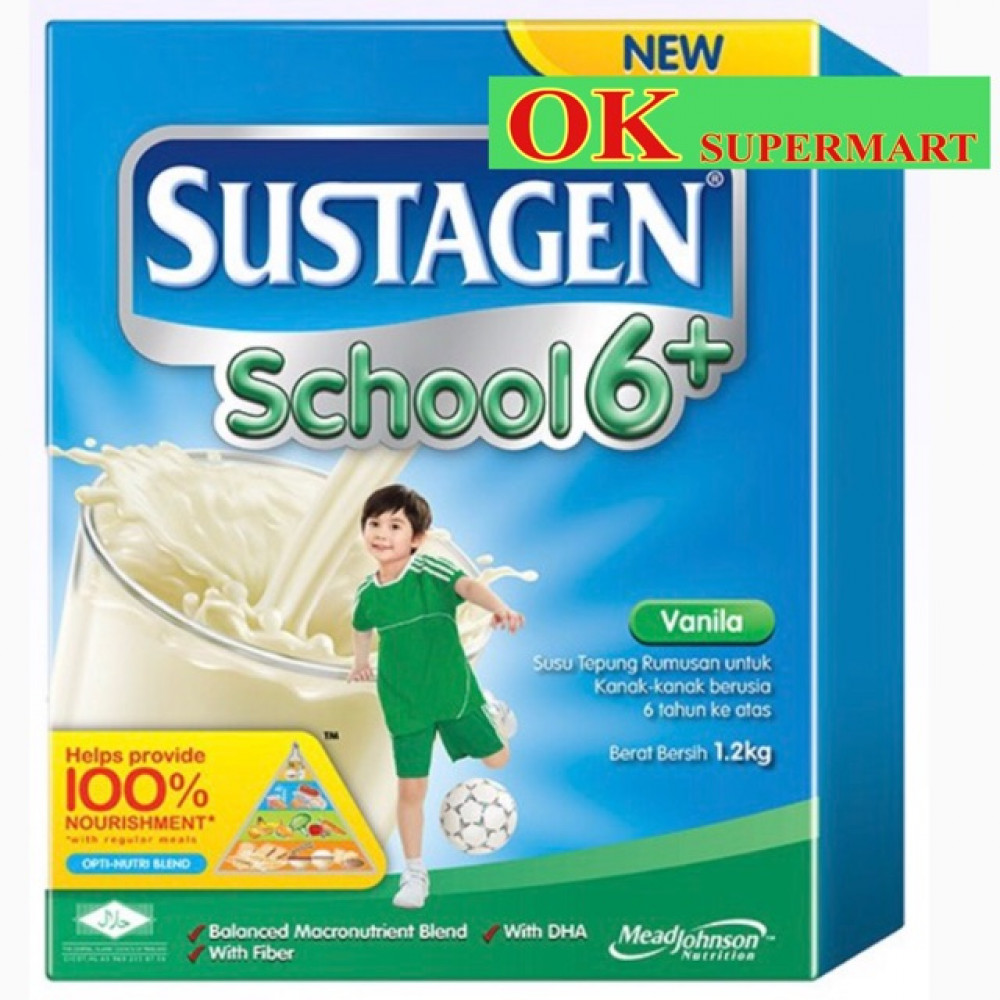 SUSTAGEN School 6+ 1.2KG