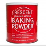 Crescent Baking Powder 2.7kg Double Acting