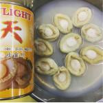 Skylight Candy Heart Golden Baby Abalone 425g