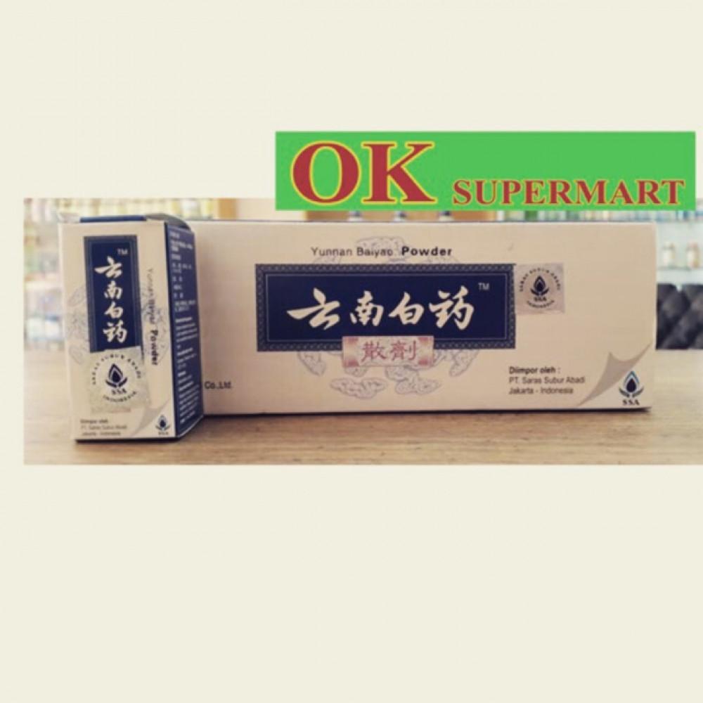 Yunnan Baiyao Powder 4g X 6's