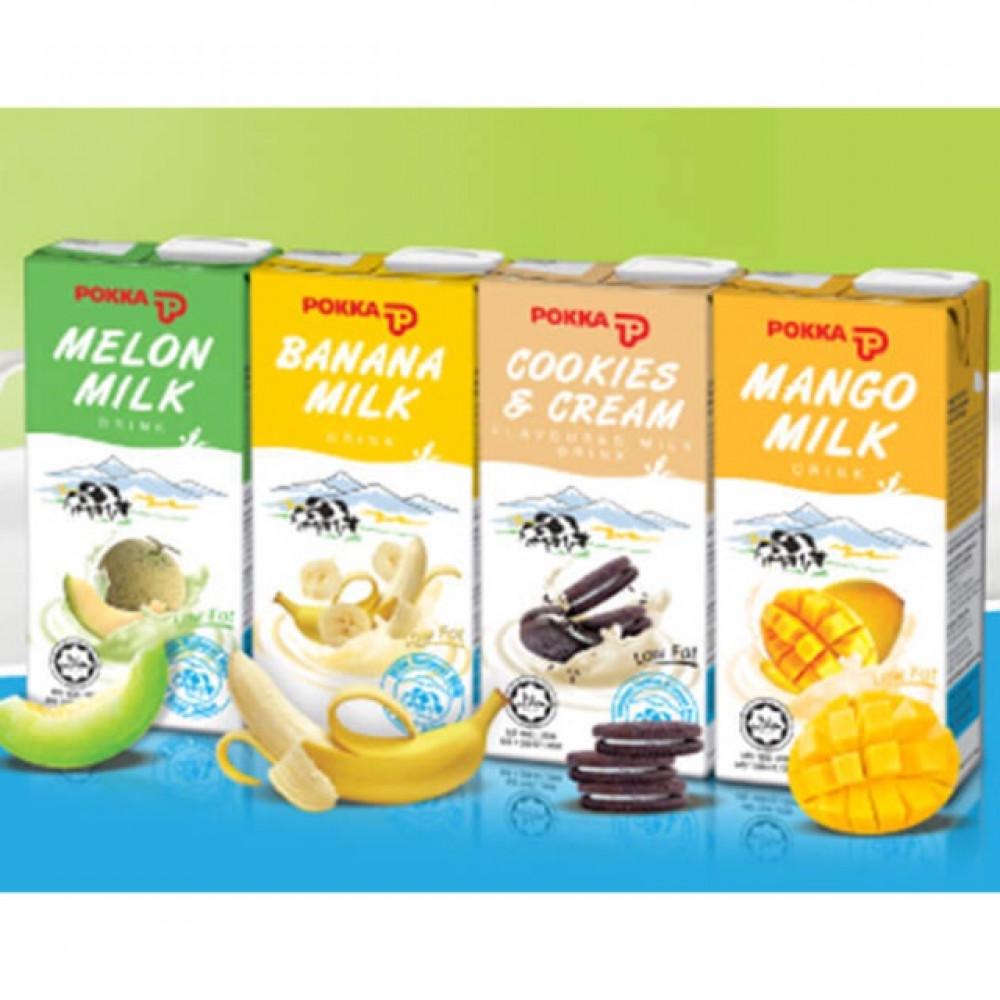【1L】Pokka Milk Drink