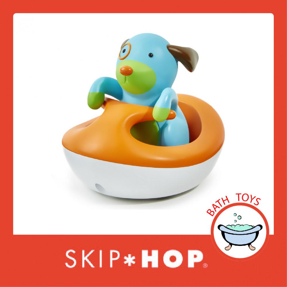 Skip Hop Zoo Rev-up Dog Wave Rider