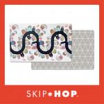 Skip Hop Skip Hop – Doubleplay Reversible Playmat- Vibrant Village/Sketch Triangle