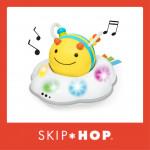 Skip Hop Explore & More Follow Bee Crawl Toy