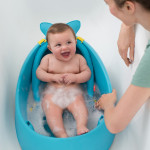Skip Hop Moby Smart Sling™ 3-stage Baby Tub