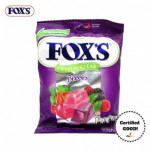 Foxs Crystal Clear Berries Candy 90g