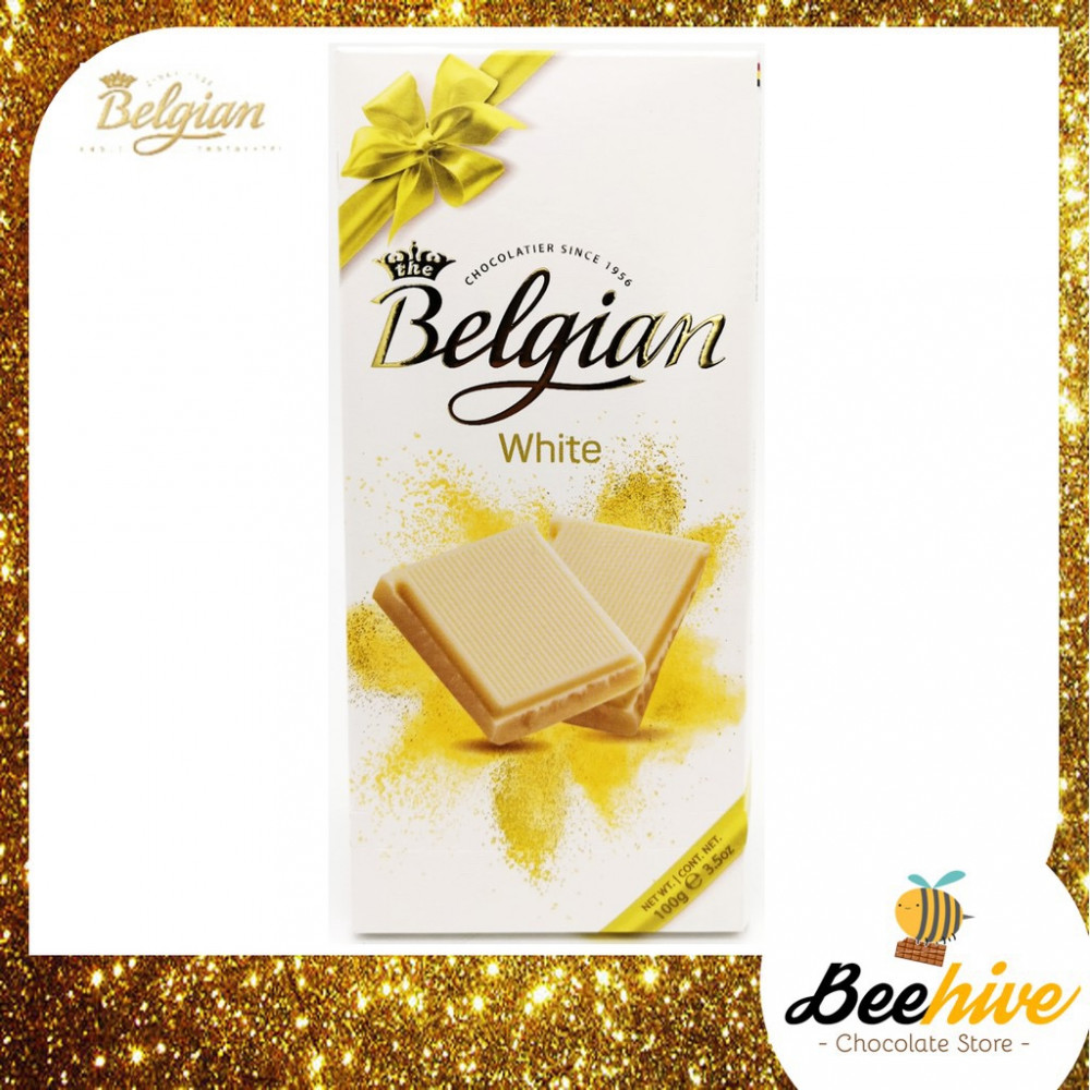 BELGIAN CHOCOLATE - White Chocolate (Other Flavors Available!)