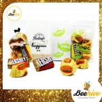 Beehive Hershey's Miniature and Reese's Chocolate Door Gift Pack (1 Pack)
