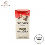 GODIVA Crispy Mini Pearls Milk Chocolate 35g *FREE Note Writing*