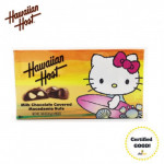 Hawaiian Host Hello Kitty Milk Chocolate with Macadamia Nuts 41g