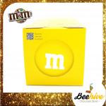M&M Funnel Dispenser 45g (Yellow)