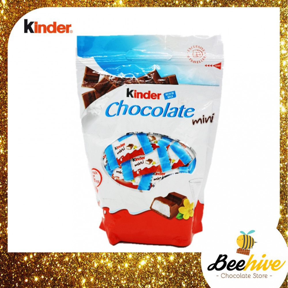 Kinder Chocolate Milk Mini T75 460g (Ice Cold Packs Included)