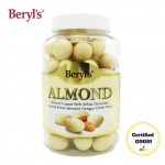 BERYL'S Almond Coated with Bittersweet Chocolate & Other Flavours
