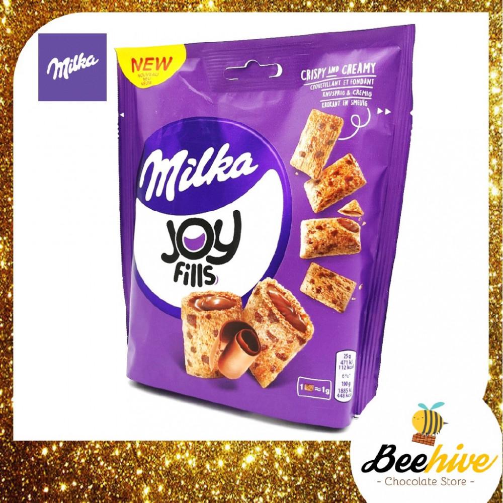 Milka Joy Fills Crispy 90g