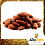 Beehive Healthy Snacks Roasted Almonds 150g - 200g (Free Note Writing)
