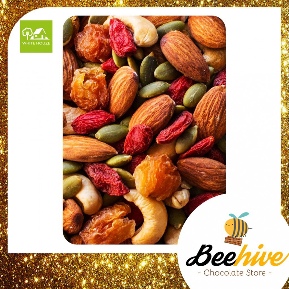 Beehive Healthy Snack Oriental Mix Nuts 100g-150g (Halal)