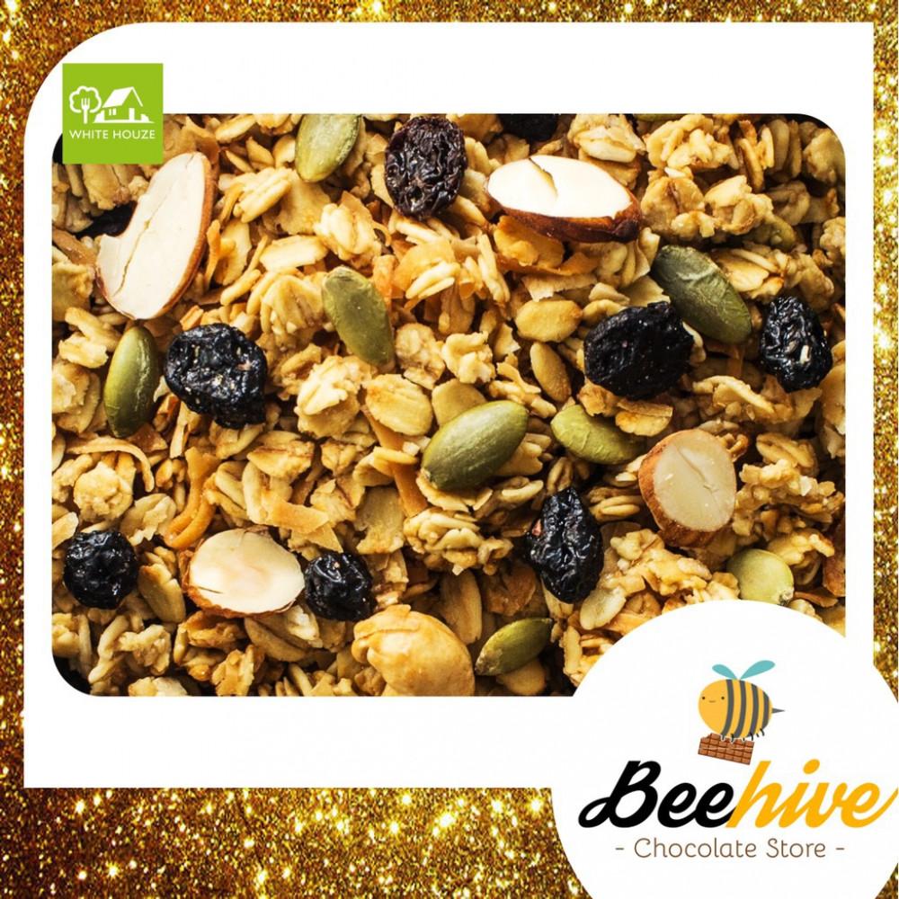 Beehive Healthy Snack Granola Coconut 150g - 200g (Halal)