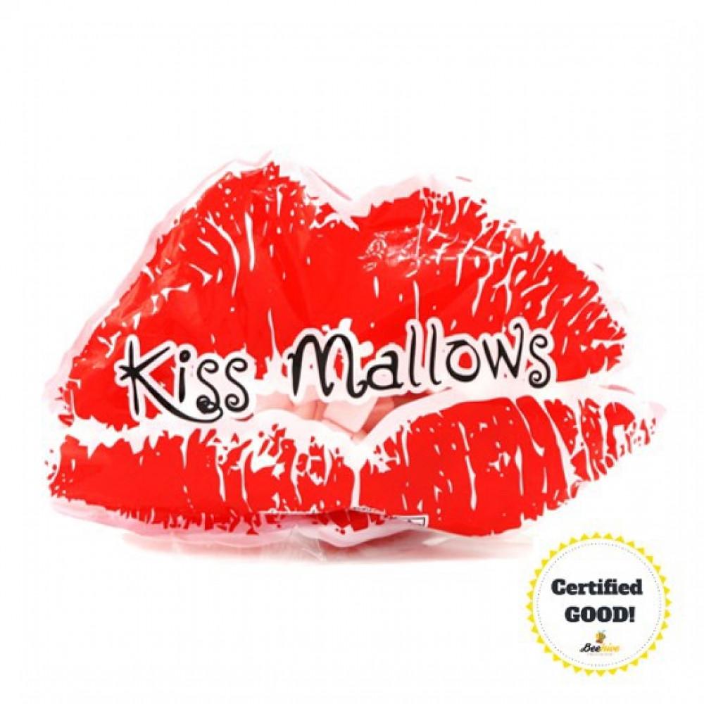 Kiss Mallows Marshmallows 180g *FREE Note Writing*