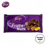 Tango Fruit n Nuts Milk Choc 140g