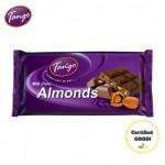 Tango Almonds Milk Choc 140g