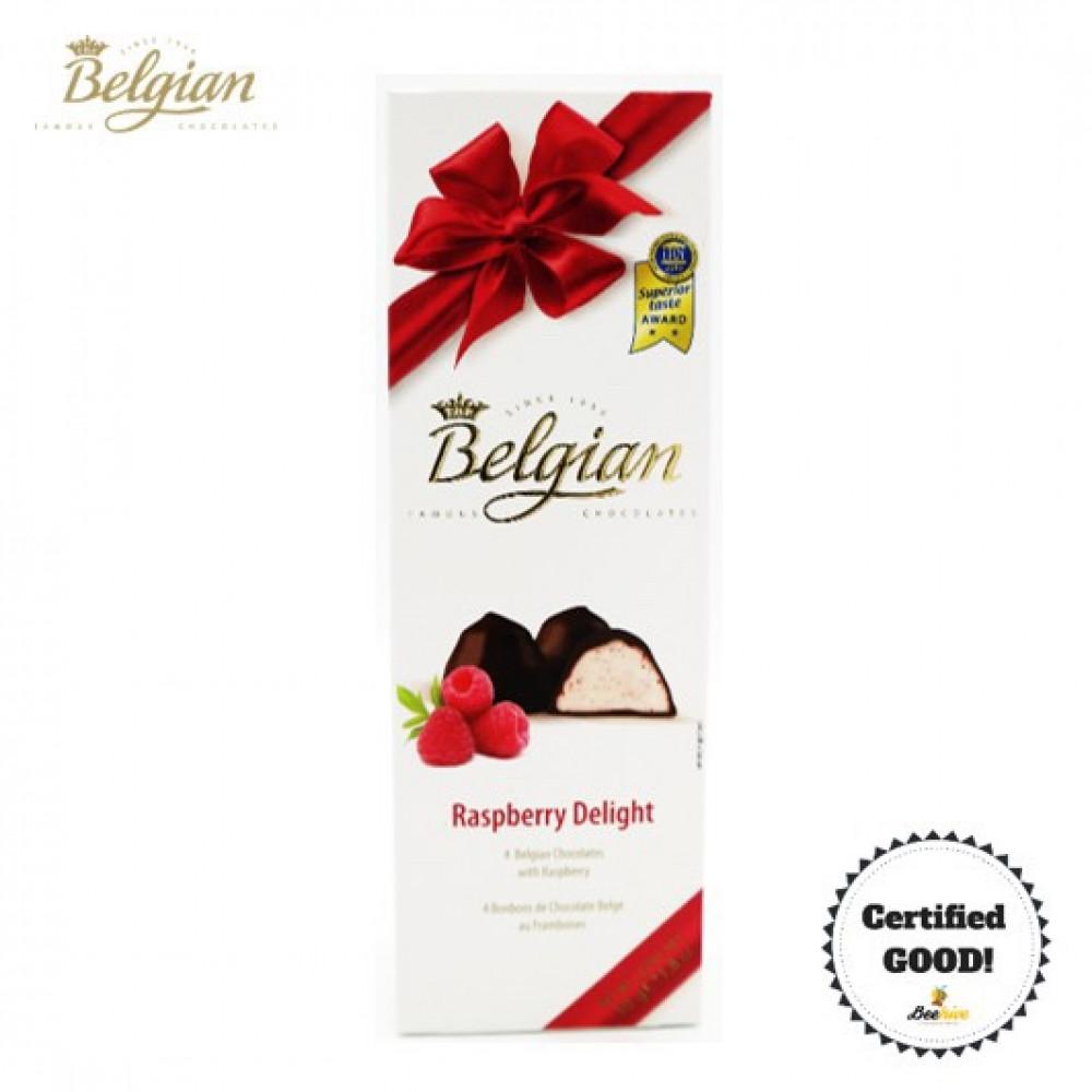 Belgian Raspberry Delight 50g