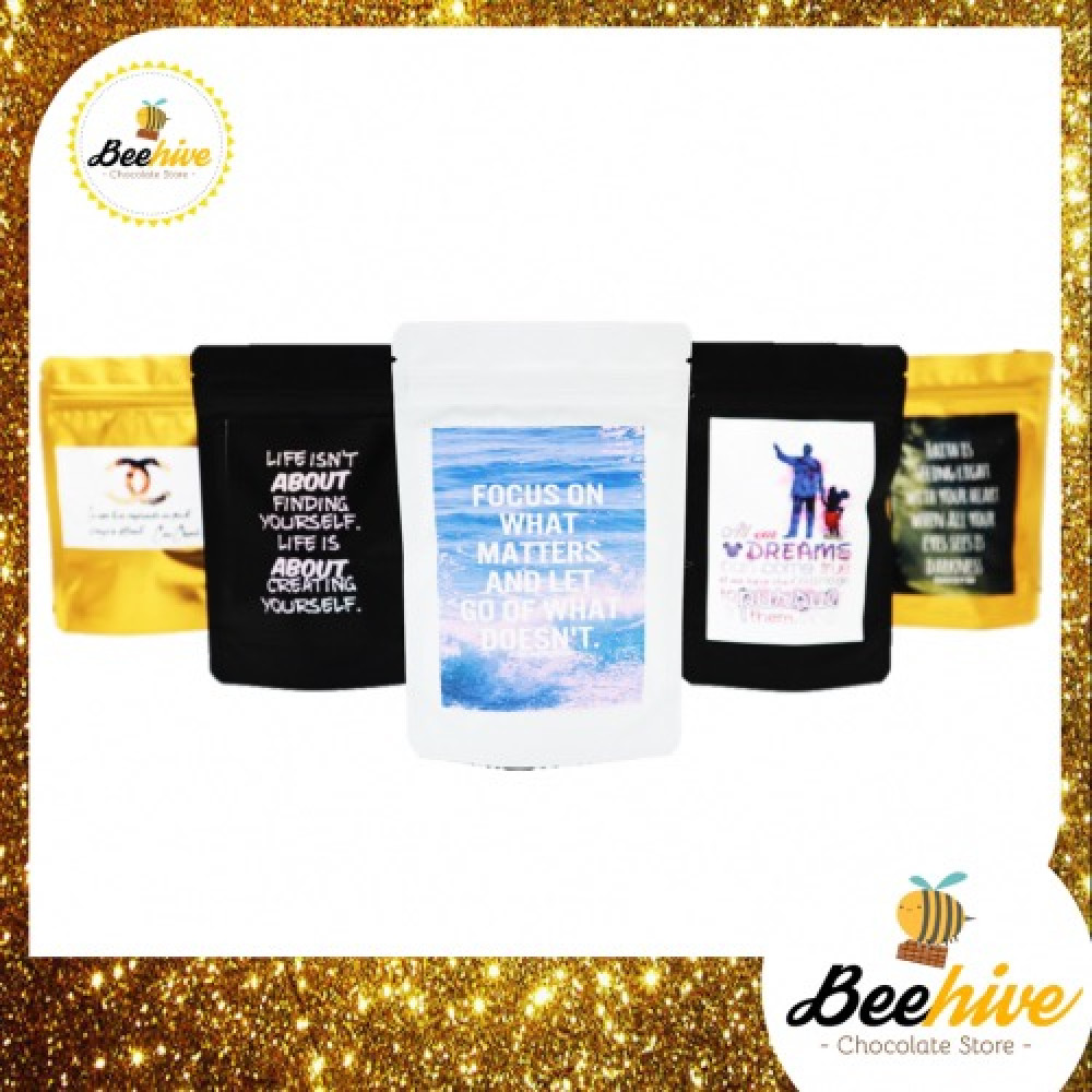 Beehive Motivational Chocolate Surprise Gift Pack (Free Note Writing)