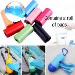 Portable Diaper Disposal Plastic Diaper Bag Refill Roll Diaper Bag-Ready Stock