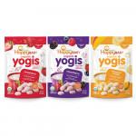 Happy Baby Yummy Yogis Organic Baby Food Banana Mango - 1 oz-Ready Stock