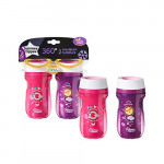 Tommee Tippee Insulated Tumbler Spoutless Sippy Cup -Ready Stock