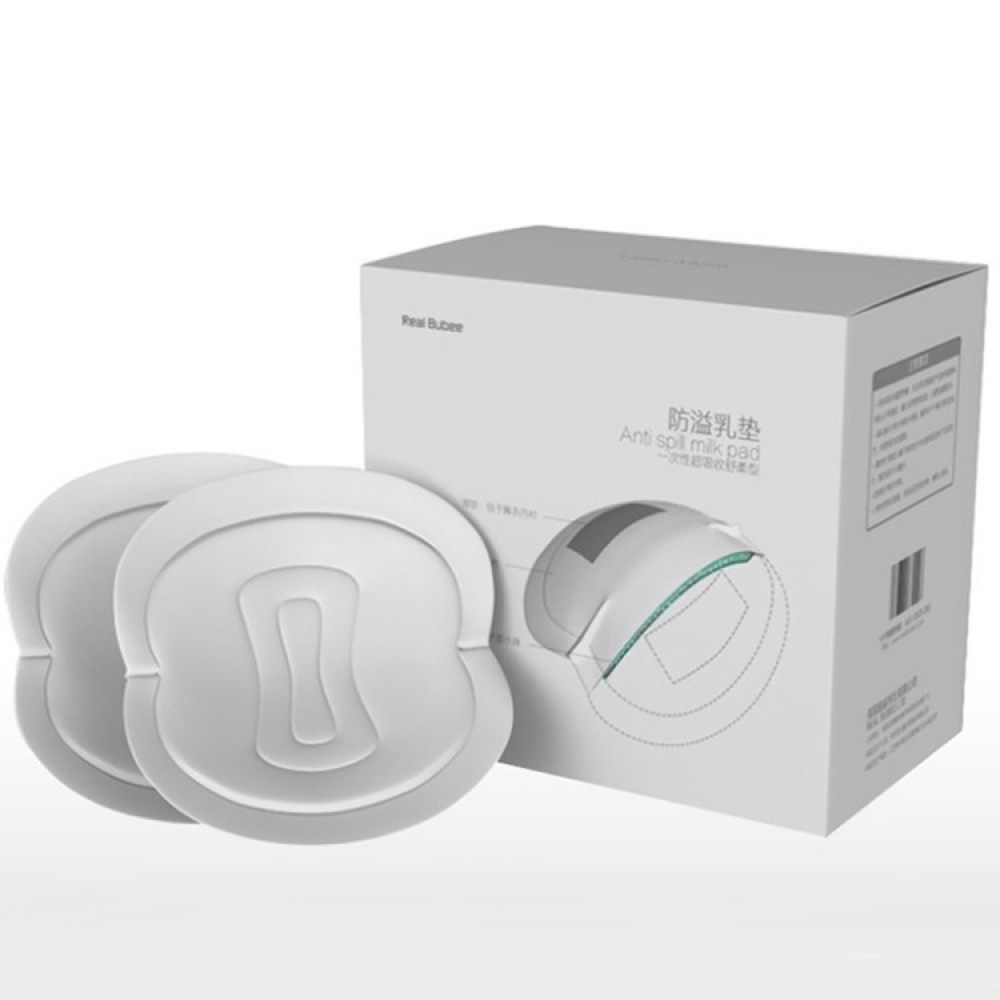 Real Bubbee Milk Pad-Ready Stock
