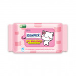 Diapex Baby Wipes 30s-Ready Stock