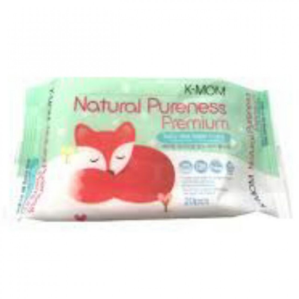 K-Mom Natural Pureness Premium 20Pcs-Ready Stock