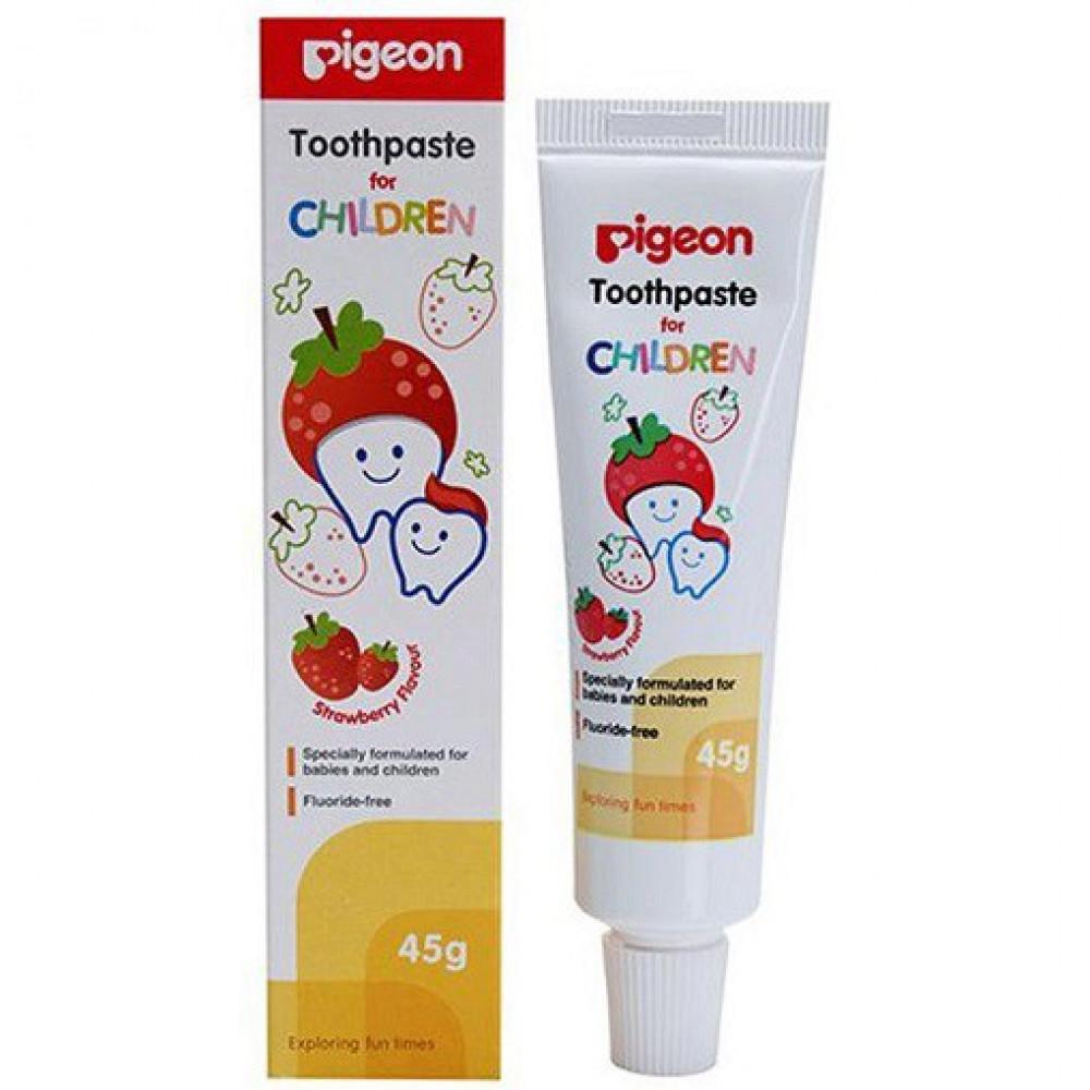 Pigeon Children Toothpaste-Ready Stock