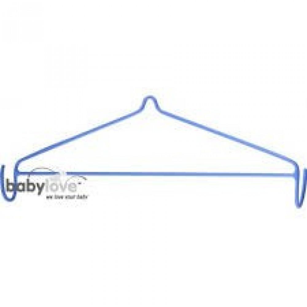 "Baby Love 18"" Wide Epoxy Hanger"