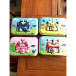 Superwings Diaper Storage Box-Ready Stock