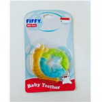 Fiffy Baby Teether Colour-Ready Stock