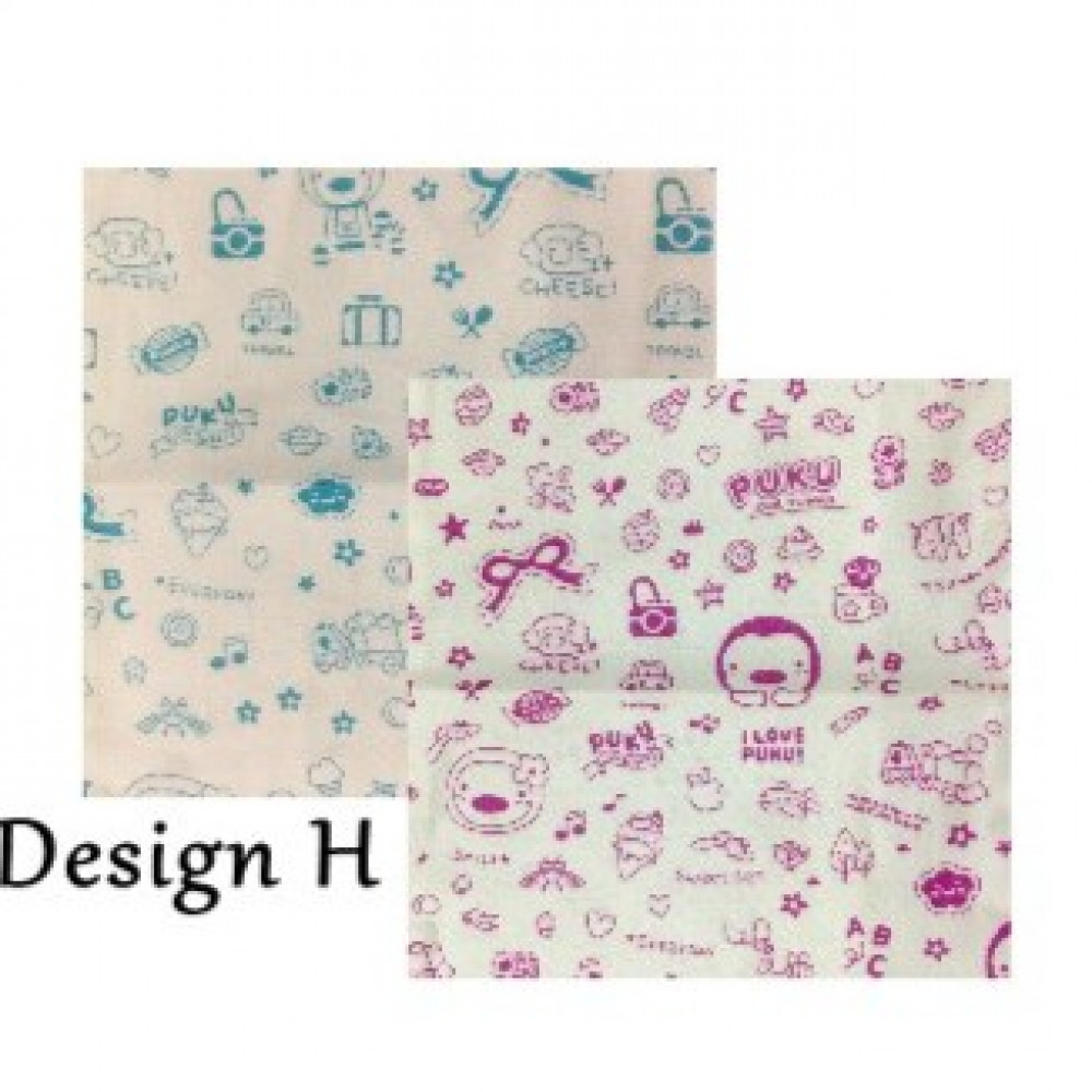 Puku Organic PillowCase-Ready Stock
