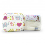 Babylove Latex Dimple Pillow-Case Only (Newborn Size)-Ready Stock