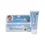 KUKU Duckbill Baby Toothpaste -50g (6 Months Up)-Ready Stock