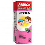 Pabron Cough Kids 120ML-Ready Stock