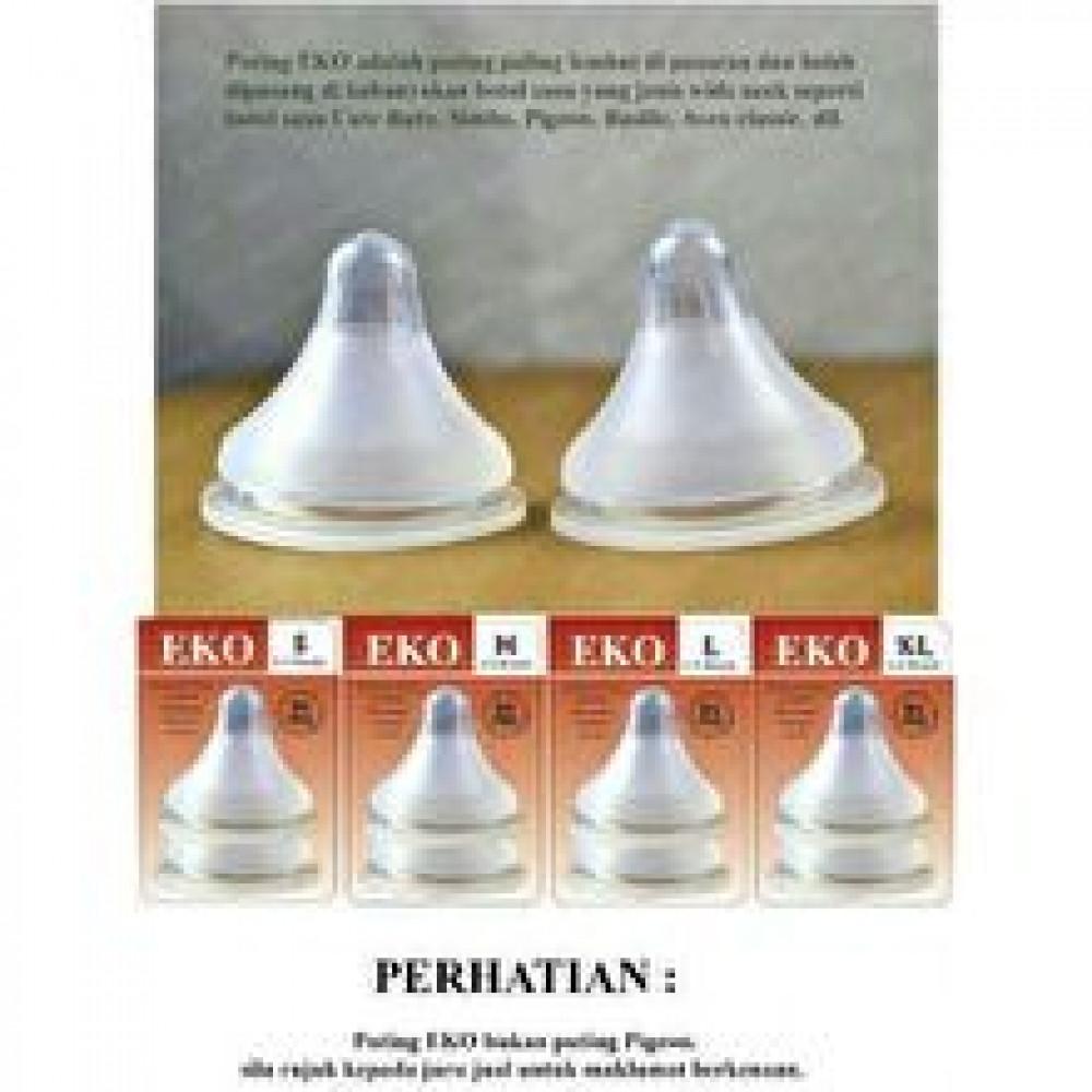 EKO Compatible Pigeon Teats -2 pcs-Ready Stock