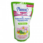 Pureen Liquid Cleanser 600ml Refill NO FLAVOUR-Ready Stock