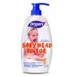 DRYPER BABY HEAD TO TOE 750ML-Ready Stock