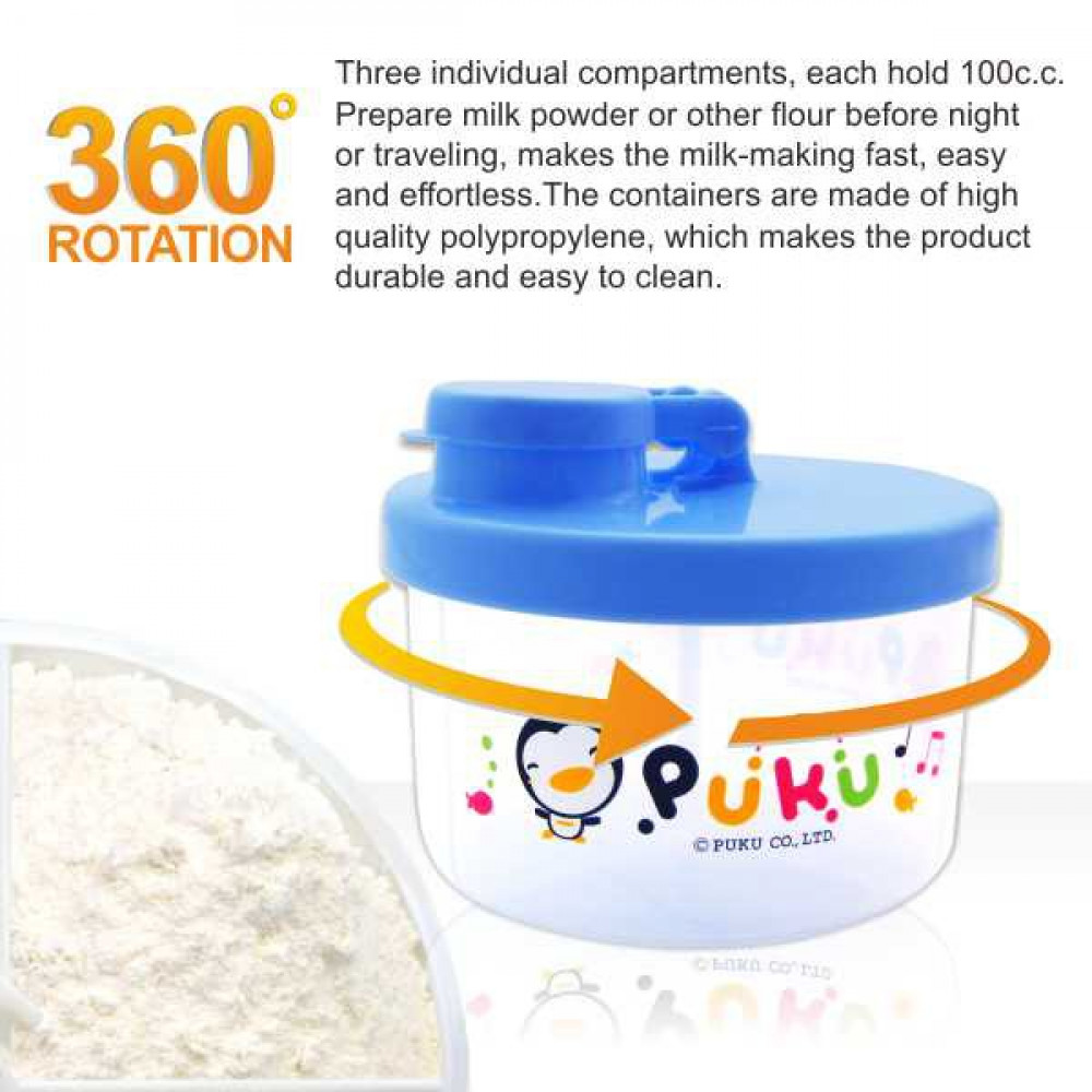 Puku Milk Powder Container-Ready Stock