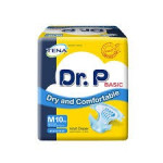 Tena Dr.P Basic Dry and Comfortable XL8-Ready Stock