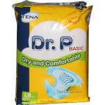 Tena Dr. P Basic Dry & Comfort M10/L8-Ready Stock