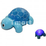 Music Light Bump and Go Action Tortoise Toys-Ready Stock